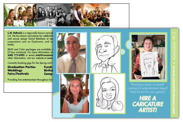 Caricature Direct Marketing