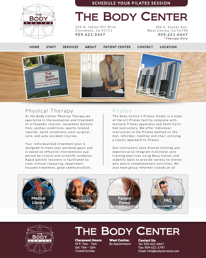 Body Center Physical Therapy