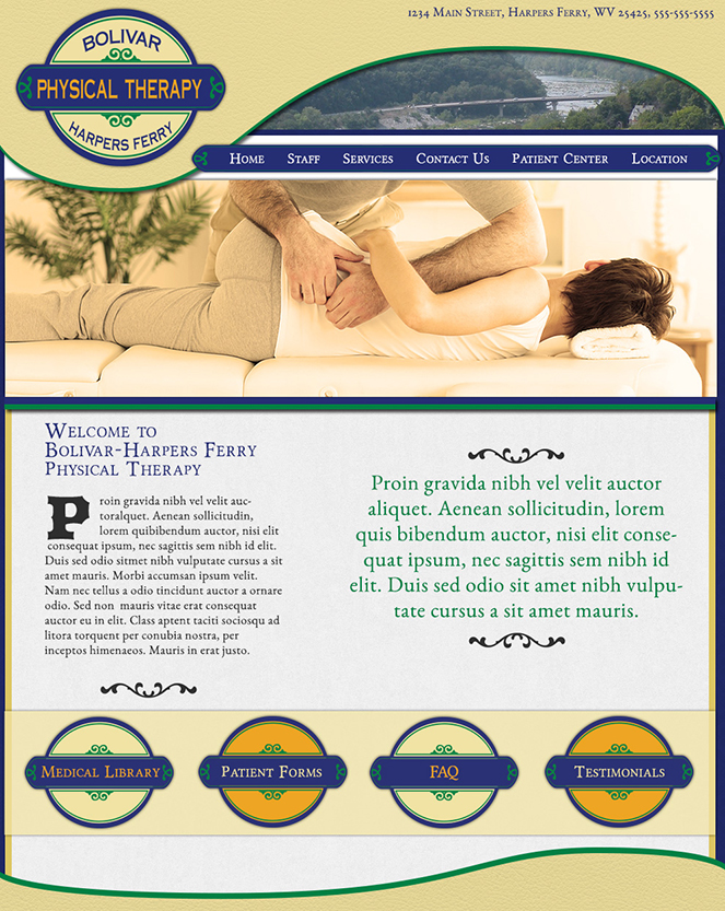 Bolivar-Harpers Ferry Physical Therapy