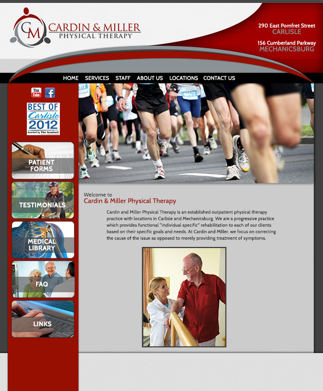 Cardin Miller Physical Therapy