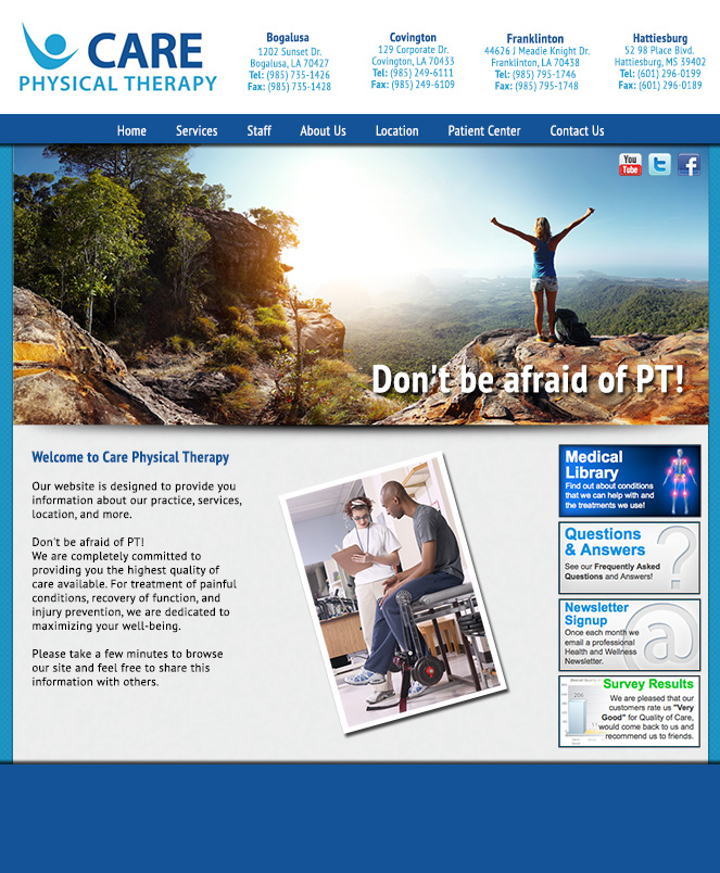 Care Physical Therapy